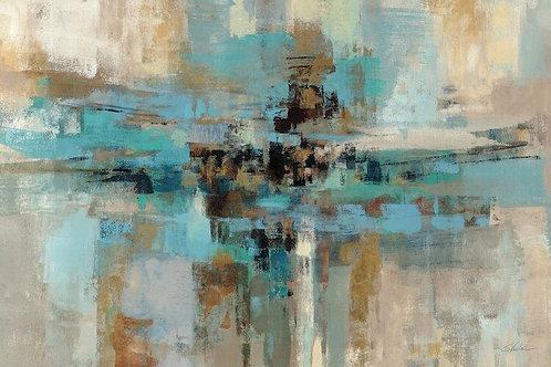 Morning Fjord  by Silvia Vassileva Canvas Print