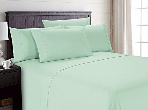 Mint Bed Sheet Set