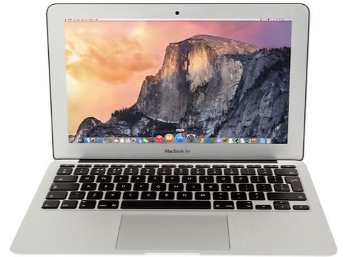"""Apple MacBook Air 13.3"""" 1.6 GHz 4GB Flash 256GB HDD"""