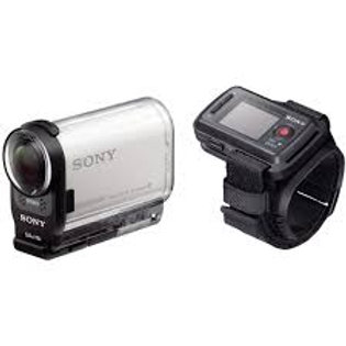 Sony HDR-AS200VR Action Cam with Live View Remote