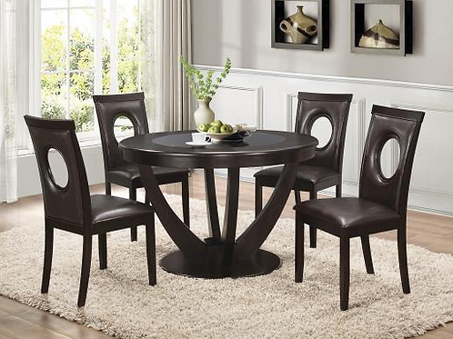 """""""The Oval"""" Dining Room Set"""