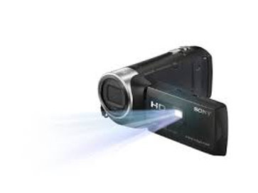 Sony HDR-PJ440 HD Handycam with Built-In Projector