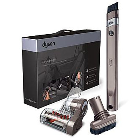 Dyson Car Cleaning Kit w/ Tangle-Free Turbine Tool