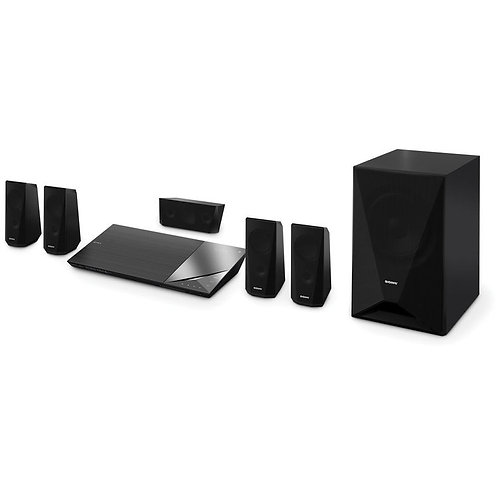 Sony BDV-N5200W 1000W 5.1 Channel Full HD Blu-ray Disc Home Theater System