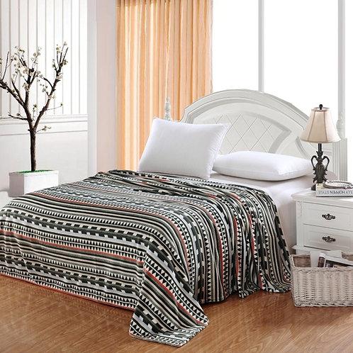 Camessa Aztech Print Blanket