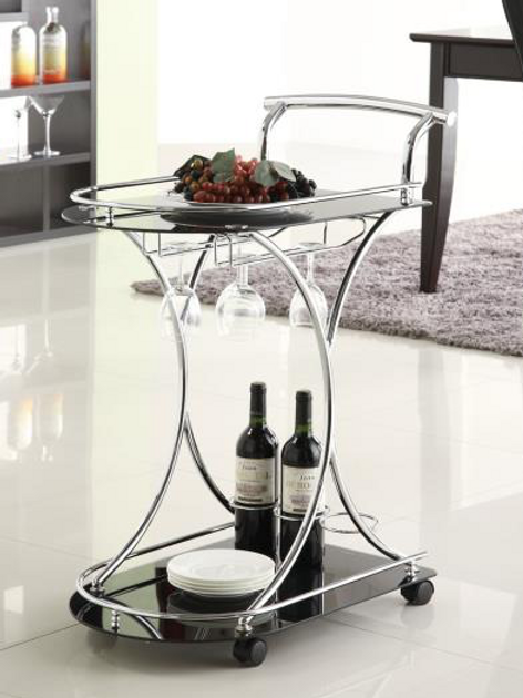 """The Rich"" Serving Cart"