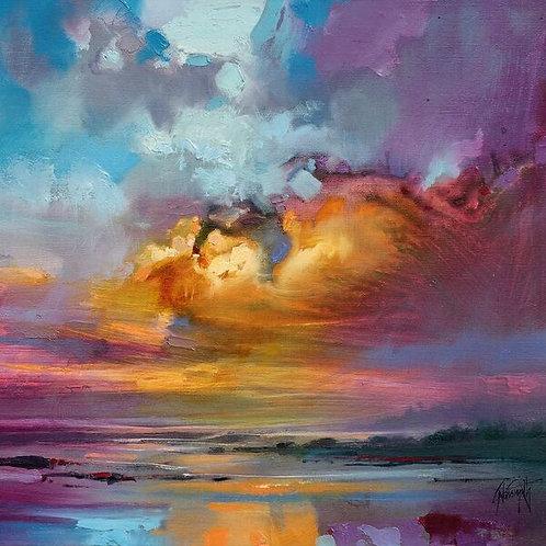 Consonant Sky by Scott Naismith Canvas Print