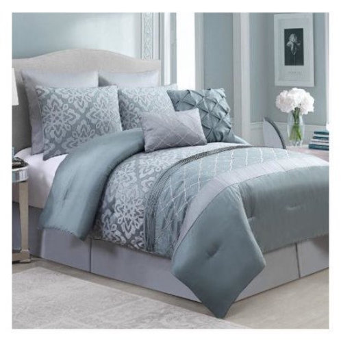 STRATTON 8 Piece Comforter Set
