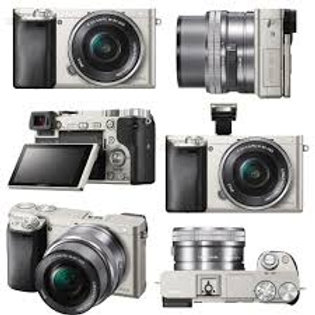 Sony Alpha 6000 Mirrorless Digital Camera