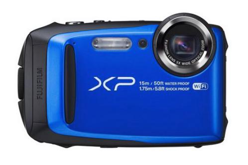 Fujifilm XP95 Digital Camera Blue (Refurbished)