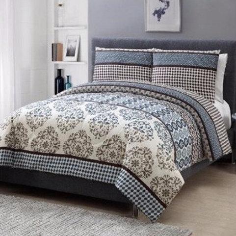 LEE ASSORTED 3 Piece Comforter Set