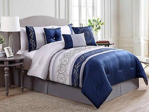 MOROCCO 7 Piece Comforter Set - BEALL'S