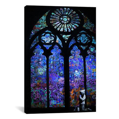 Stained Glass Window II