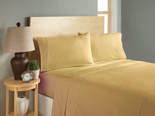 Camel Bed Sheet Set