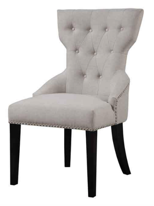 """The W"" Accent Chair"