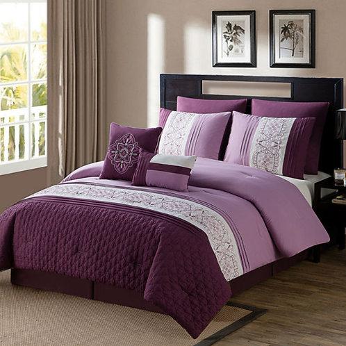 TURSI 8 Piece Comforter Set