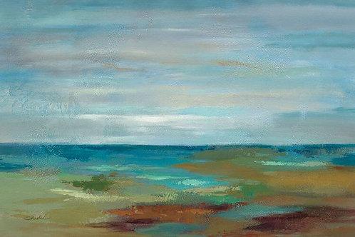 Wispy Clouds  by Silvia Vassileva Canvas Print