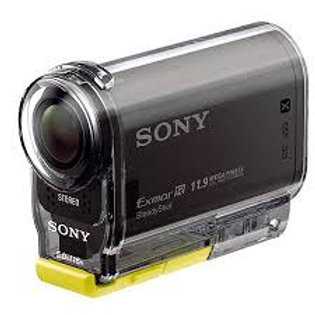 Sony HDRAS20/B Action Video Camera with Carl Zeiss