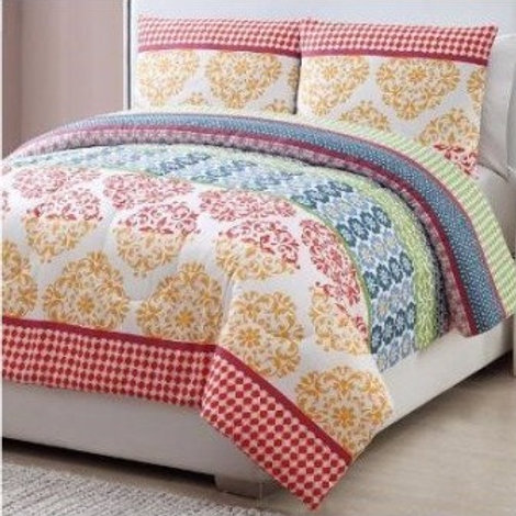 POMROY ASSORTED 2 Piece Comforter Set