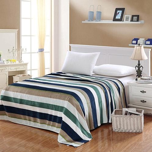 Camessa Multi Color Stripe Blanket