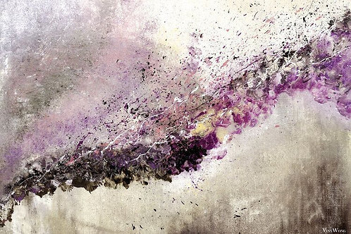 Hush by Vinn Wong Canvas Print