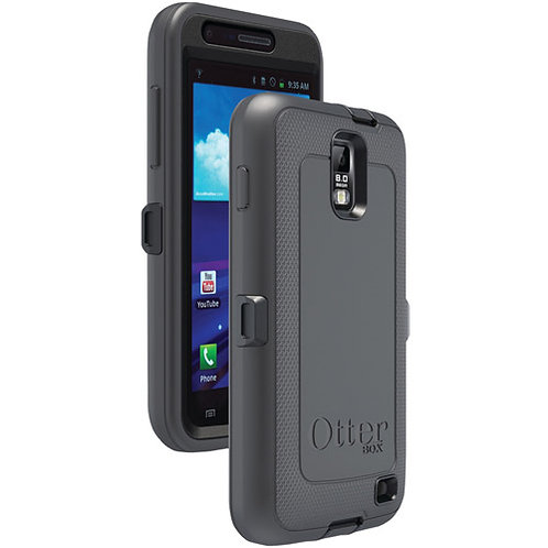 OtterBox Defender Case for Samsung Galaxy SIII - Black