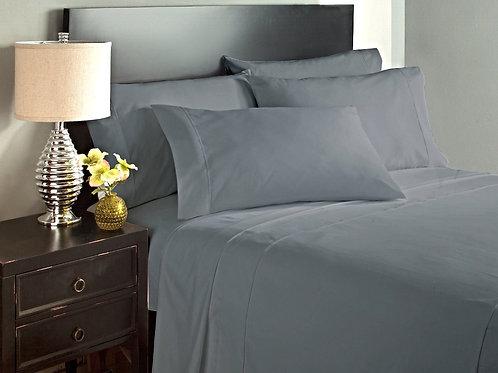 Gray Bed Sheet Set