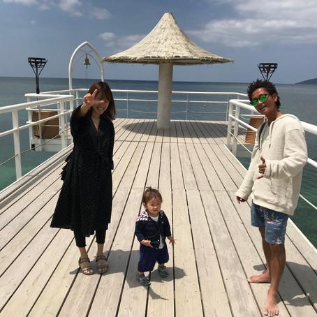 小浜島からお久しぶり