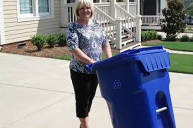 Weekly Trash Pickup (Quarterly Billing Discount)