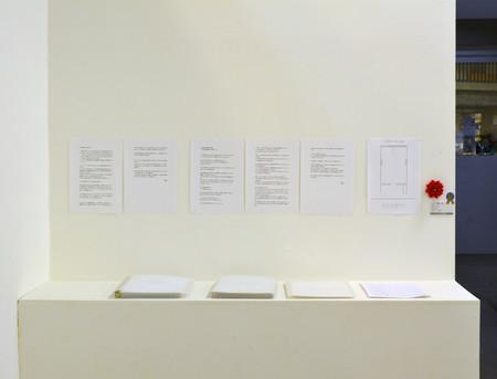 ZOKEI展(修了制作展)展示風景