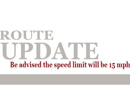 STEWART ACCESS ROUTE UPDATE