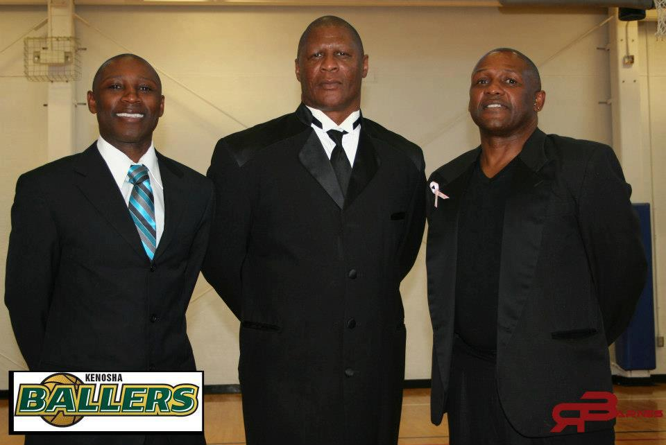 Coaches Varnell, Moore, Jackson