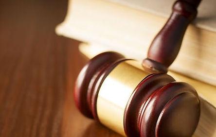 probate judge's gavel