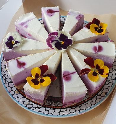 Tort cheesecake de afine (2kg)