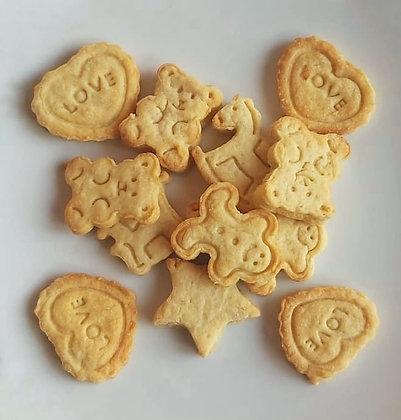 Biscuiți cu unt (350g)