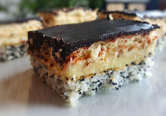 Prăjitură Tosca cu mac (1kg)