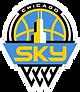Chicago Sky Logo