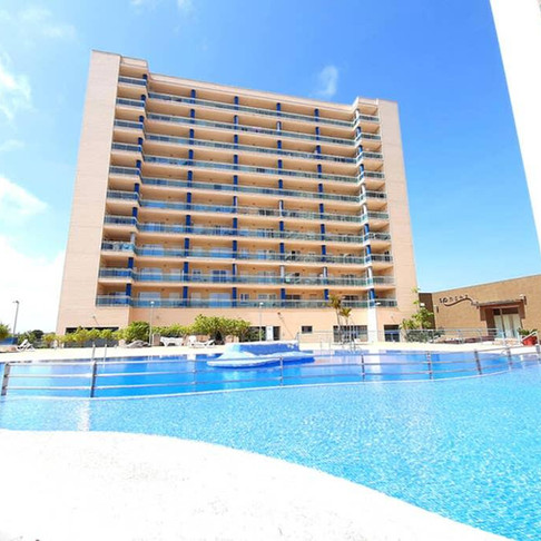 Winter Long Rental in Guardamar del Segura / Apartment / SUN BEACH WT