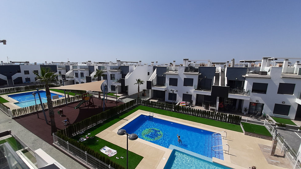 Long Winter Rental in Pilar de la Horadada - Penthouse - ACACIAS WT
