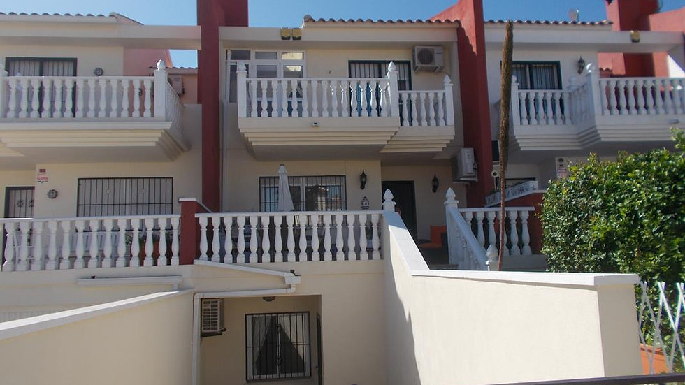Long Term Rental in El Raso, Guardamar del Segura · Townhouse · 722LT