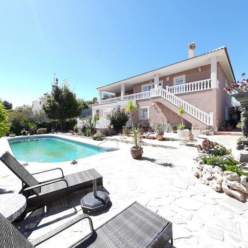 Winter Long Rental in Algorfa / Villa with Pool / VILLA ESTRELLA WT