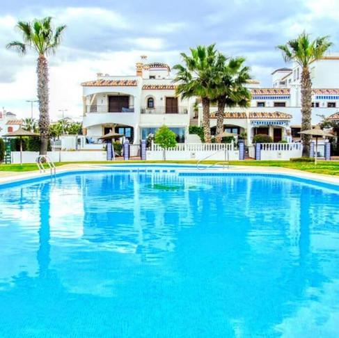 Winter Long Rental in Villamartin, Orihuela Costa / Apartment / MARIPOSAS WT