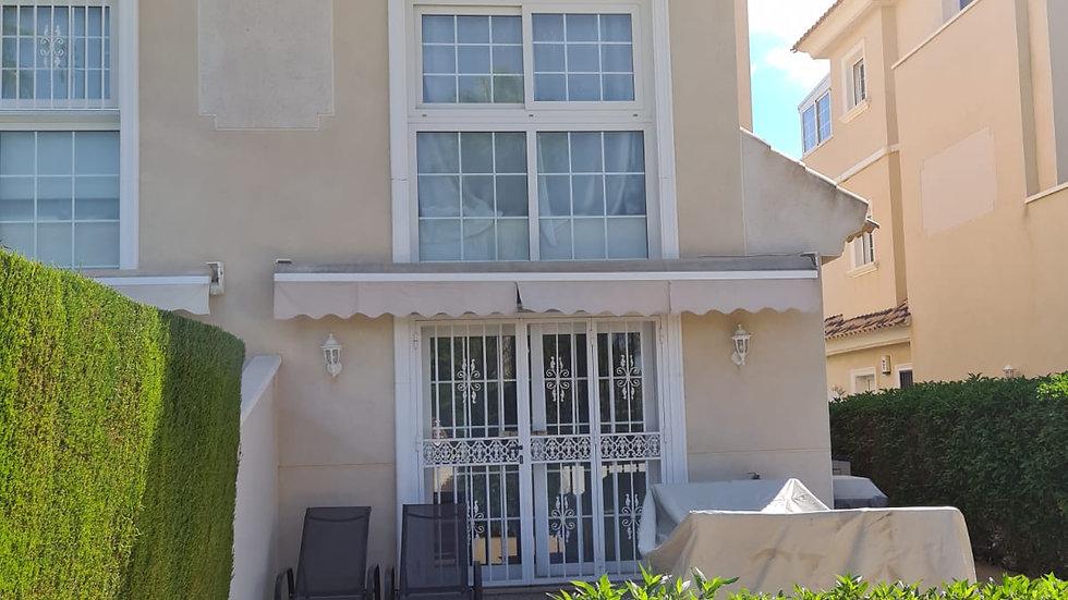 Long Term Rental in El Raso, Guardamar - Semi Detached House - 097LT
