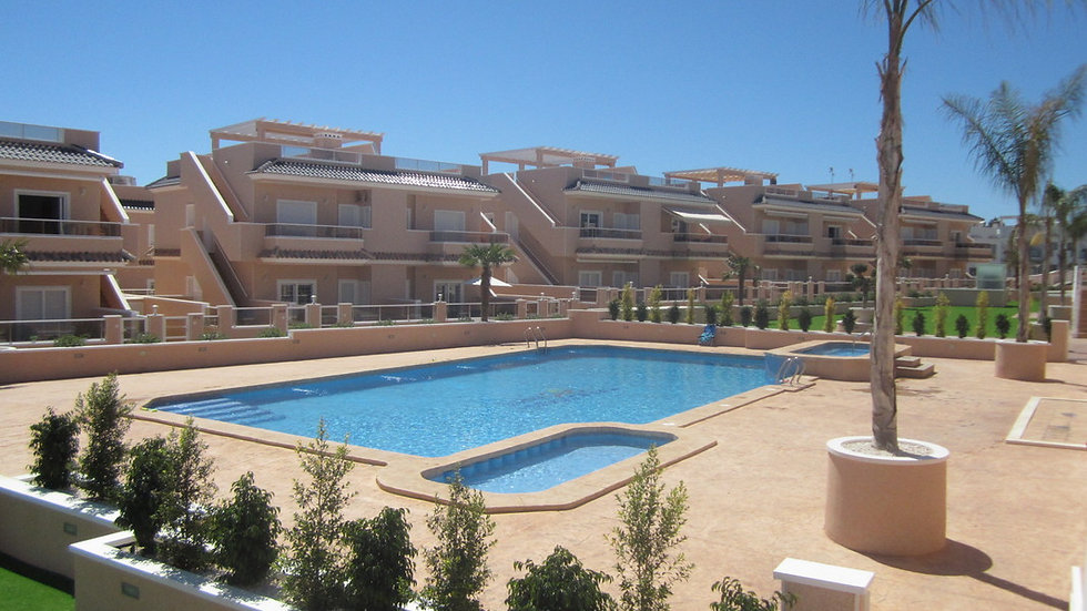 AZUL' 2 Bed Penthouse in Orihuela Costa - 033ST