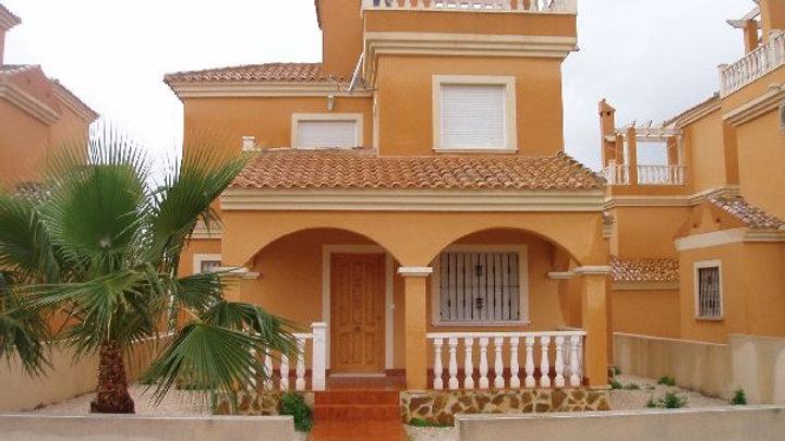 3 Bed Villa for Long Term Rental in Lo Crispin, Algorfa - 910LT