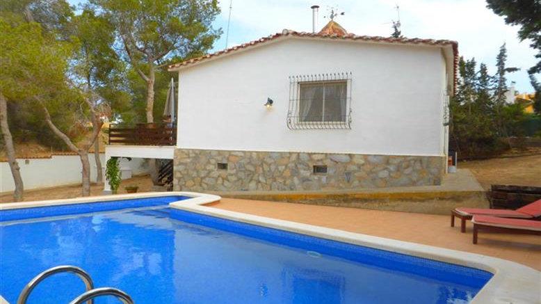 Holiday Rental in Los Balcones - Villa with Private Pool - VILLA MAR