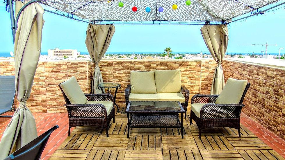 Long Winter Rental in La Zenia, Orihuela Costa - Penthouse - TRIANA WT