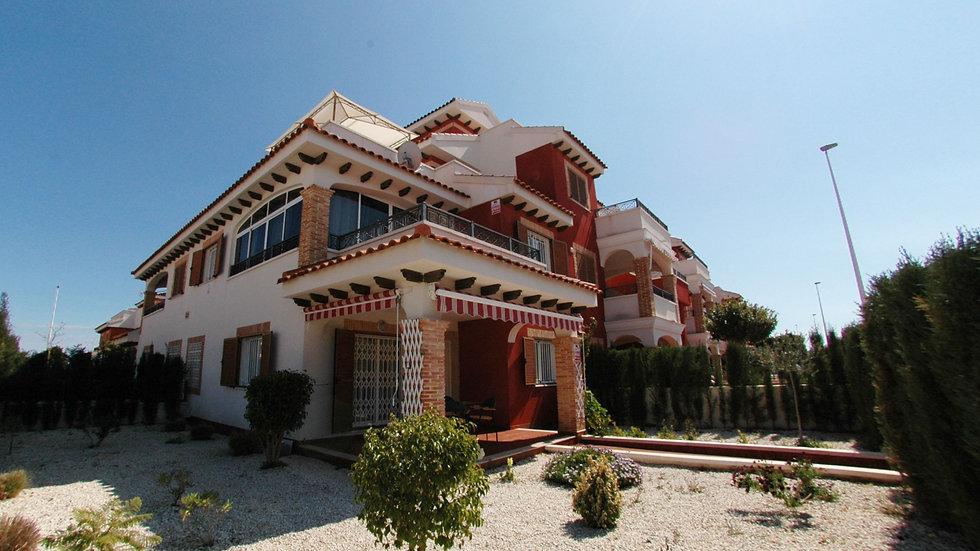 Long Term Rental in Playa Flamenca, Orihuela Costa · Townhouse