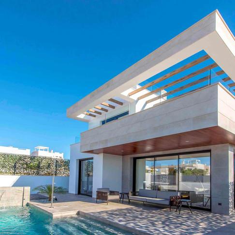 Holiday Rental in Ciudad Quesada / Luxury Villa with Private Pool / hadVILLA COCO