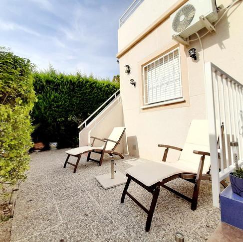 Holiday Rental in Los Altos, Torrevieja / Bungalow with Roof Top Solarium / hadCASA SOL